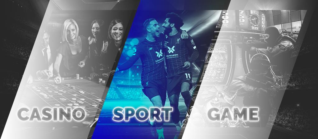 SBOBET บริการเกม กีฬา คาสิโนออนไลน์ทุกประเภท