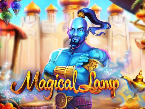 เกมสล็อตออนไลน์ mystical-lamp